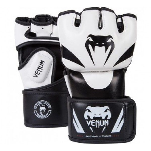 "Перчатки ММА Venum ""Attack"" Gloves - Skintex leather"
