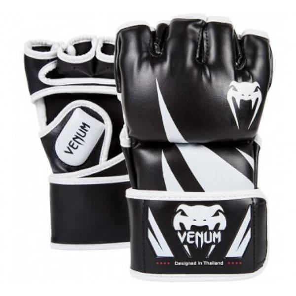"Перчатки ММА Venum ""Challenger"" Gloves - Black"