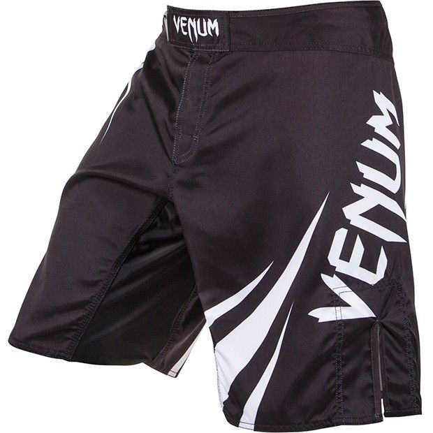 "Шорты ММА Venum ""Challenger"" Fightshorts - Black/Ice"