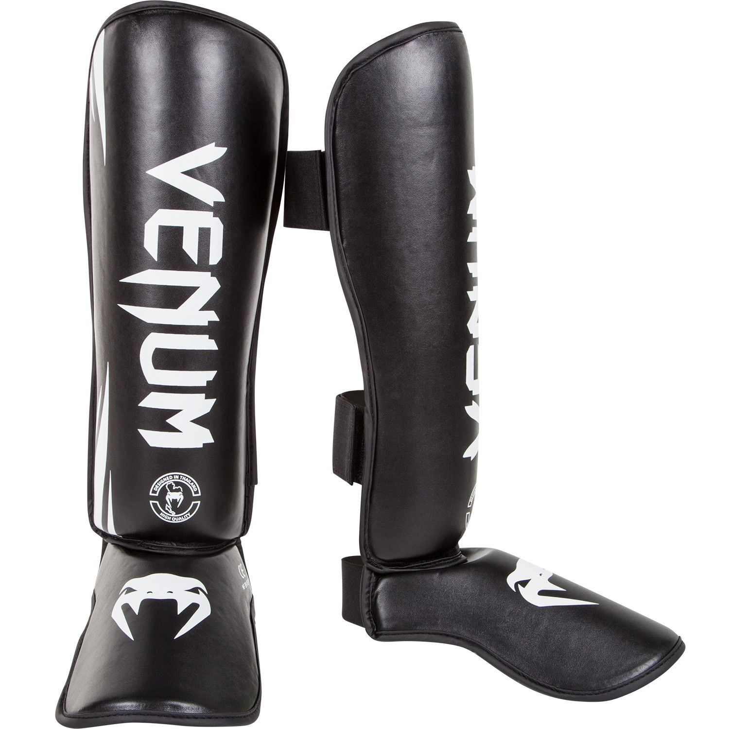 "Щитки Venum ""Challenger"" Standup Shinguards - Black"
