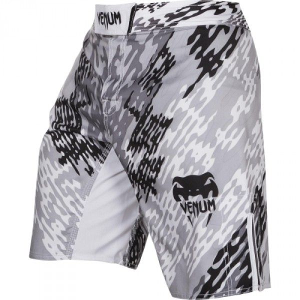 "Шорты ММА Venum ""Neo Camo"" Fightshorts White/Black"