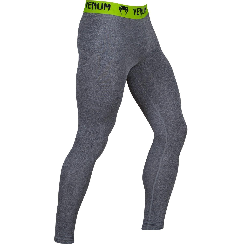 Компрессионные штаны Venum Contender 2.0 Compression Spats Heather Grey