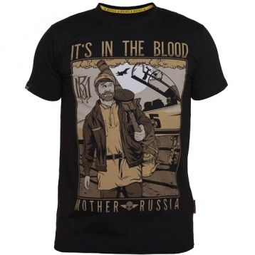 Футболка Mother Russia mtrshirt053