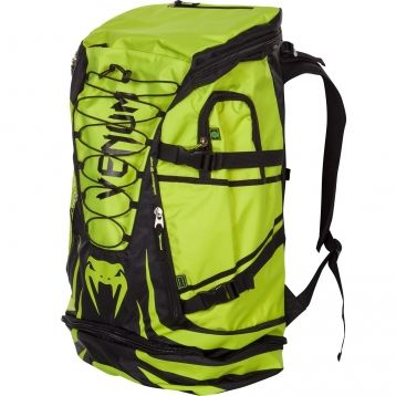 "Рюкзак Venum ""Challenger"" Xtreme Back Pack - Black/Yellow"