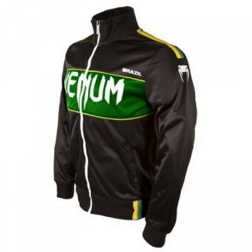 "Олимпийка Venum ""Team Brazil"" Polyester Black"