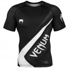 Рашгард Venum Contender 2.0 S/S Black/Grey-White