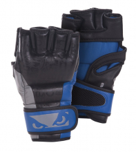 Перчатки ММА Bad Boy Legacy MMA Gloves - Black/Blue