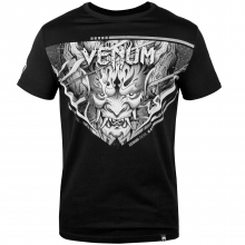 Футболка Venum Devil White/Black