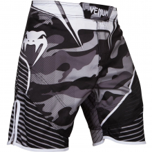 Шорты ММА Venum Camo Hero - Grey