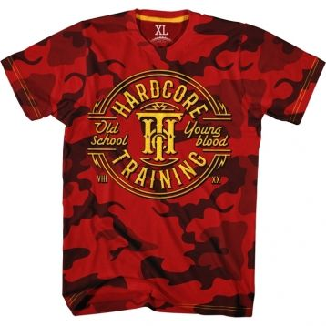 Футболка Hardcore Training hctshirt0137