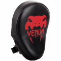 Лапы Venum Light Black/Red (пара)