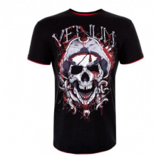 Футболка Venum Pirate 3.0  Black/Red