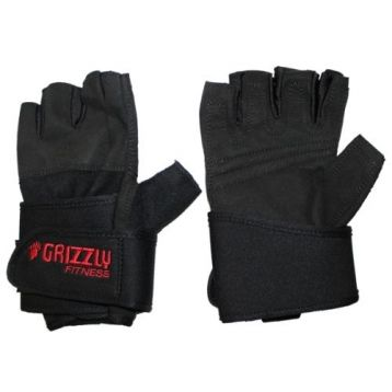 Перчатки для фитнеса GRIZZLY мужские Power Training Gloves