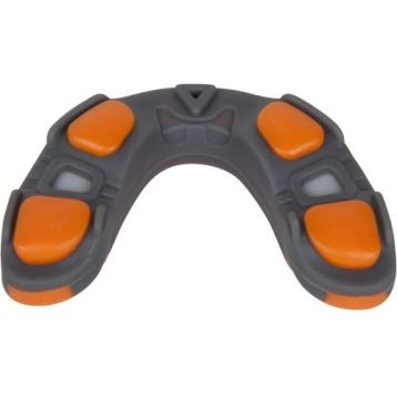 "Капа боксерская Venum ""Predator"" Mouthguard Grey/Orange"