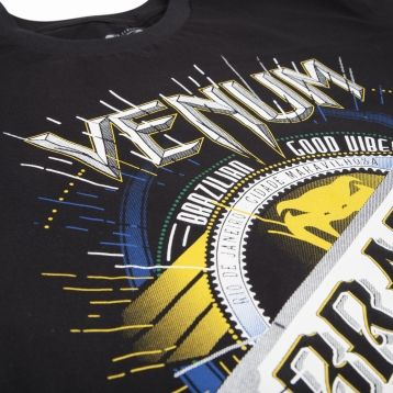 "Футболка Venum ""Keep Rolling"" T-shirt - Black"