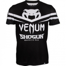 Футболка Venum Shogun UFC Edition Black/Ice