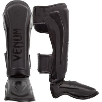 Щитки Venum Elite Neo Black