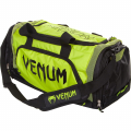 "Сумка Venum ""Trainer Lite"" Sport Bag - Black/Yellow"