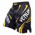 "Шорты ММА Venum Lyoto Machida ""RYUJIN"" Fightshorts - Black/Yellow"