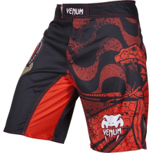 "Шорты ММА Venum ""Crimson Viper"" Fightshorts - Black"