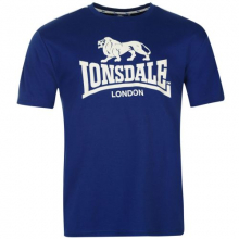 Футболка Lonsdale TWO Stripe Large Logo