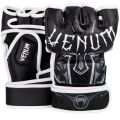 Перчатки ММА Venum Gladiator - Black/White