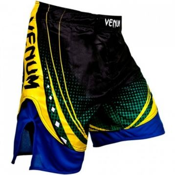 "Шорты ММА Venum Lyoto Machida ""UFC Edition Electron 3.0""  - Black"