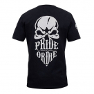 Футболка PrideorDie Reckless Black White