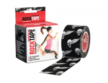 Тейп Rocktape design череп